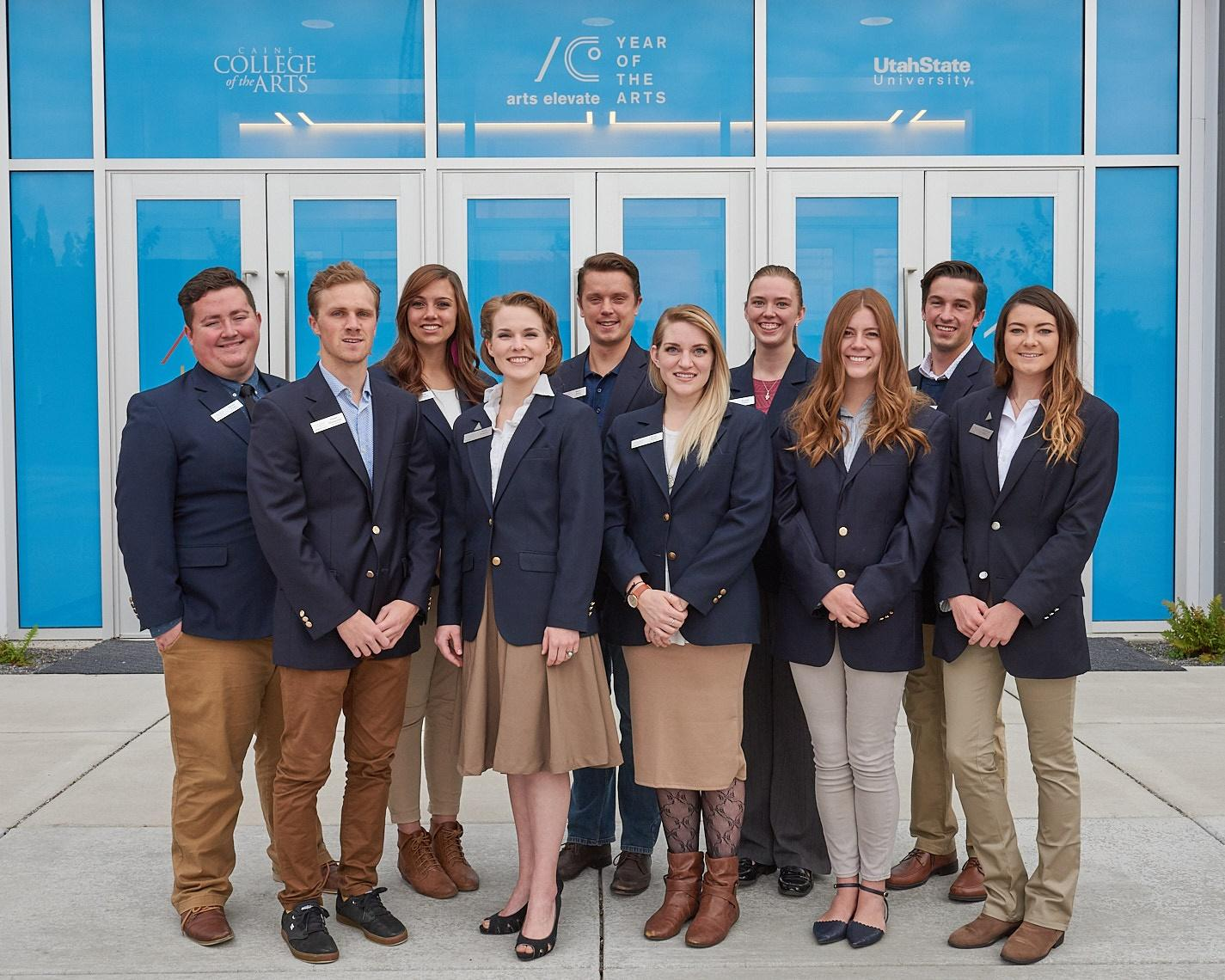 2017-2018 Caine Ambassadors