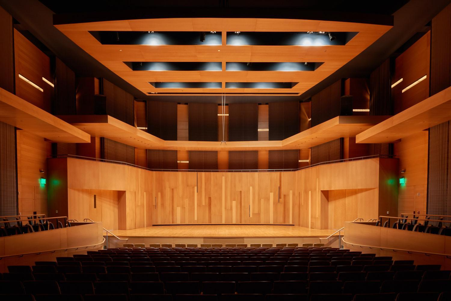 Russell/Wanlass Performance Hall