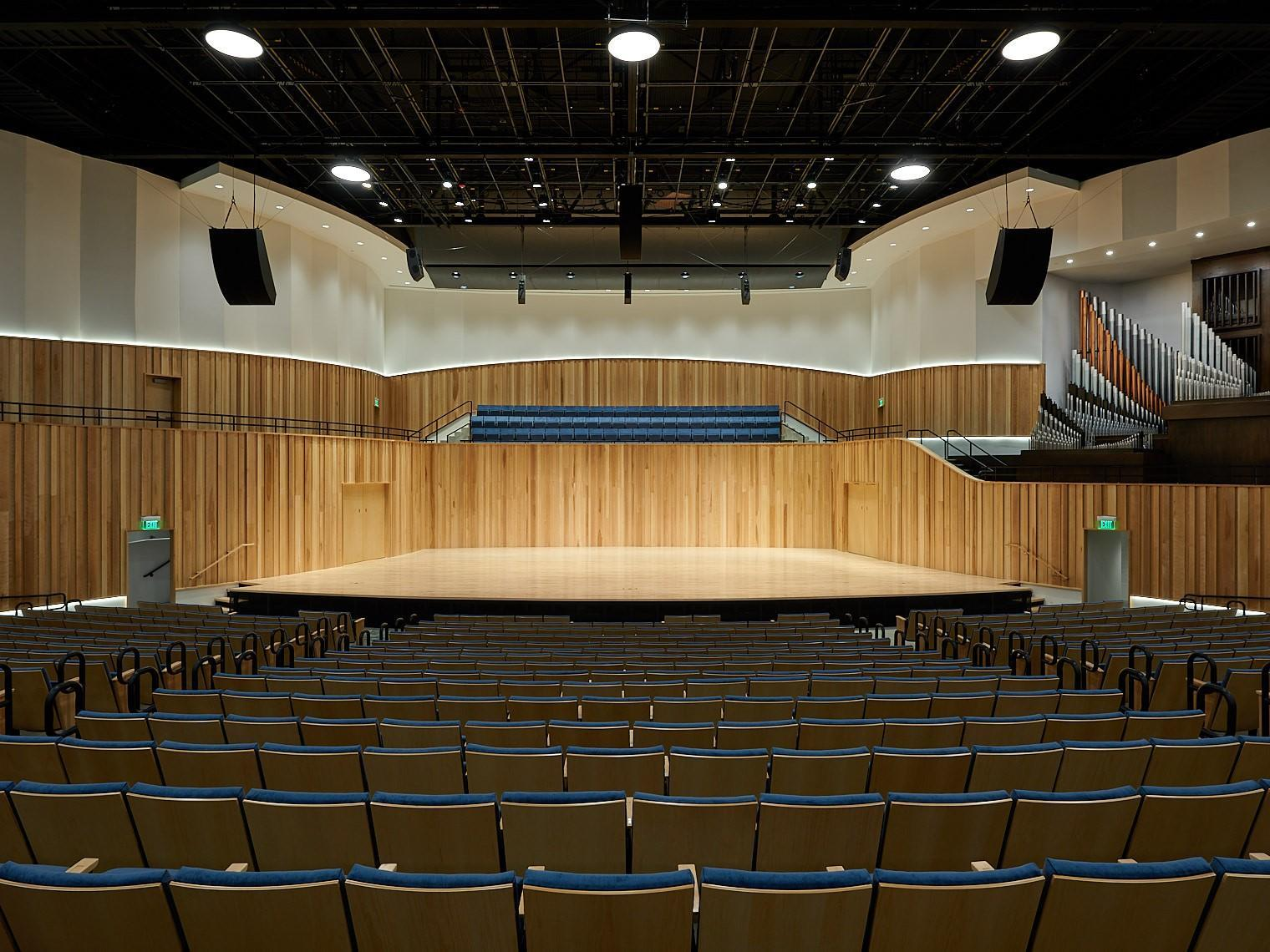 Daines Concert Hall