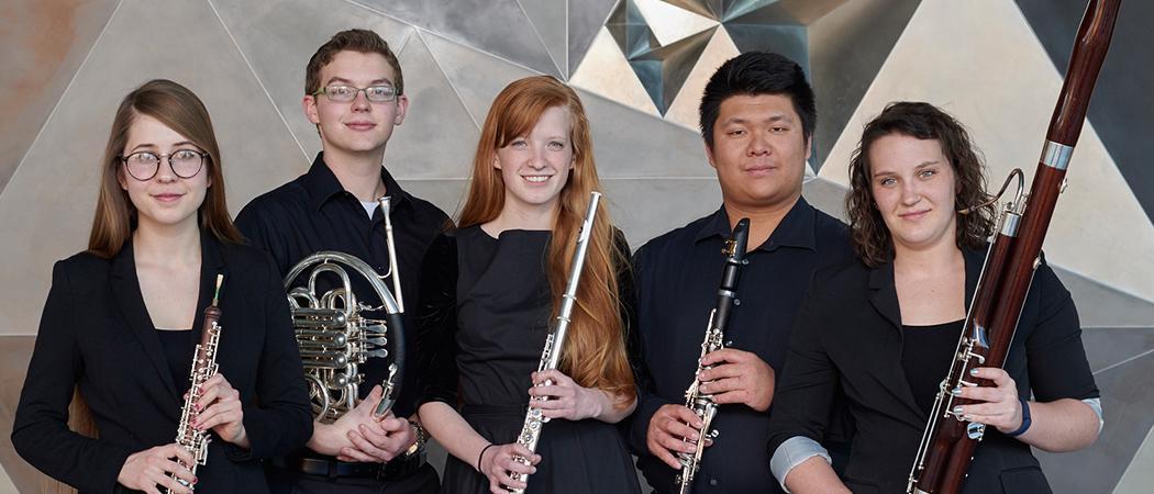 Caine Woodwind Quintet