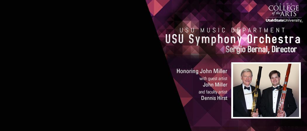 April 26 | 7:30 p.m. | Caine Performance Hall | USU Campus
