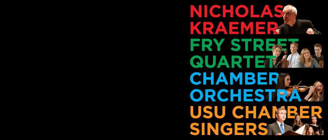 April 14 | 7:30 p.m. | Daines Concert Hall | Chase Fine Arts Center | USU Campus