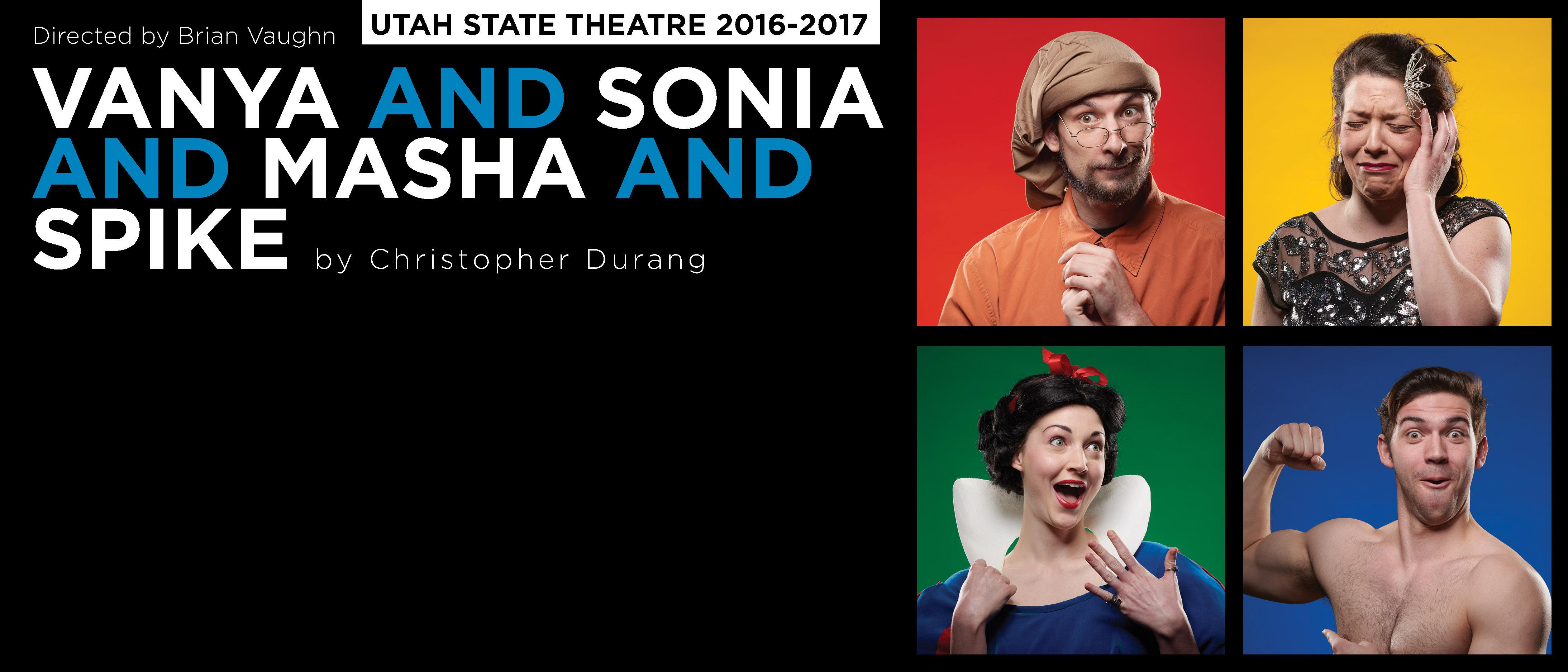 March 18, 21-25 | 7:30 p.m. | Caine Lyric Theatre | 28 West Center St. | Logan