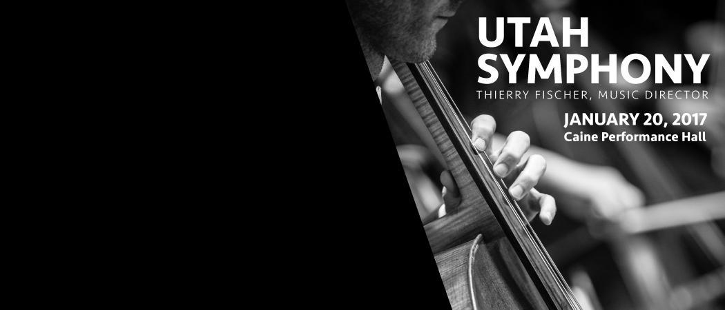 January 20 | 8 p.m. | Caine Performance Hall | USU Campus