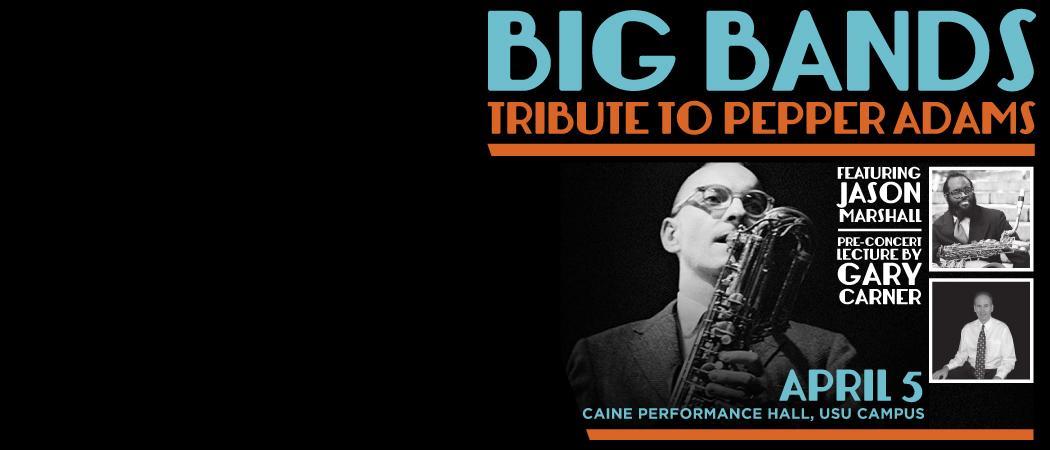 April 5 | 7:30 p.m. | Caine Performance Hall | USU Campus