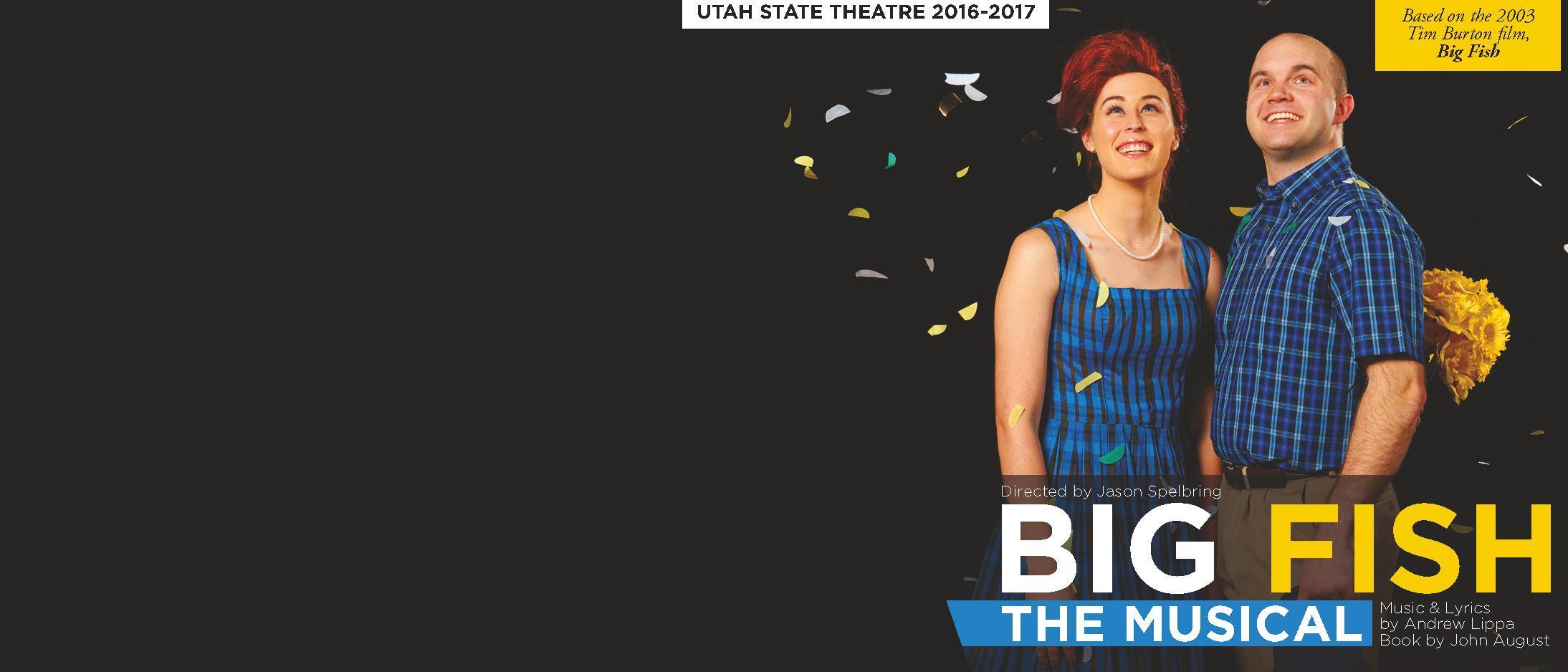 April 14-15, 19-21 | 7:30 p.m. | April 22 | 2 p.m. | Morgan Theatre | Chase Fine Arts Center | USU Campus