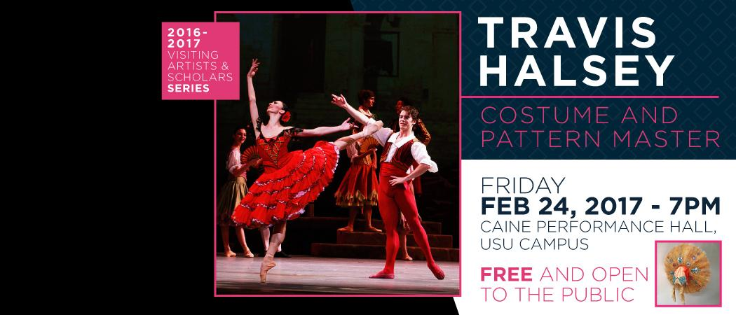 February 24 | 7 p.m. | Caine Performance Hall | USU Campus | Free and open to the public